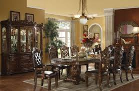 dining room sets for 6 dining room admirable gripping round formal dining room sets for