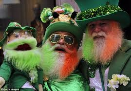 millions of americans across the country celebrate st patrick u0027s