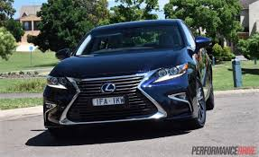 lexus rx 350 for sale nsw 2016 lexus es 350 sports luxury review video performancedrive
