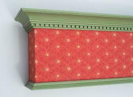 Faux Wood Cornice Valance Diy Window Cornice How To Make Window Cornice U2013 Design Ideas