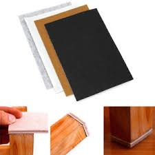 Chair Protection Felt Furniture Chair Protection Pads Self Adhesive Floor Scratch