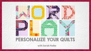 pattern design words text me 7 trendy word quilts