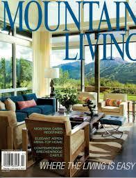 mountain living july 2017 andrea schumacher interior design