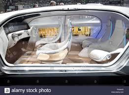 mercedes benz f015 autonomous car concept at the geneva motor show