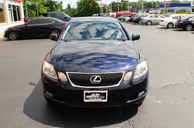 lexus gs300 engine bay 2006 lexus gs300 awd blue sedan used car sale