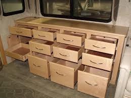 rv wood cabinets