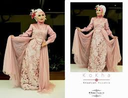 wedding dress designer indonesia kokha by khadija azzahra designer from indonesia