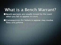 Active Bench Warrant Arrest And Bench Warrants In Louisiana Louisiana Criminal Lawyer
