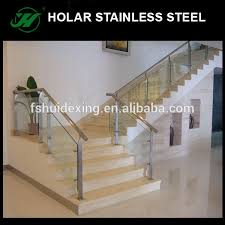 glass stair rail hardware glass railing wood stair balcony