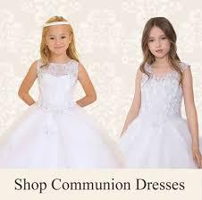 communion dresses on sale dresses flower girl communion pageant shop