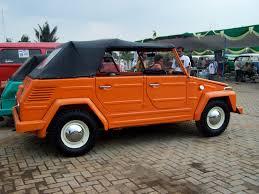 volkswagen type 181 vintage volkswagen indonesia volkswagen type 181 thing safari