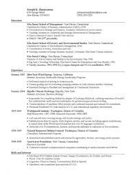 Spanish Resume Samples by Curriculum Vitae Canadian Style Resume Template Example Of