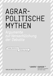 G Stige K Hen Auf Raten Agrarpolitische Mythen Avenir Suisse