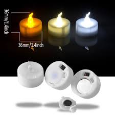 lasting tealights agptekâ 100 battery operated