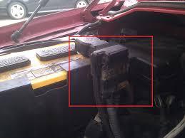 nissan armada air suspension fuse accidently put negative to positive nissan titan forum