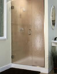 shower enclosures custom shower glass door options
