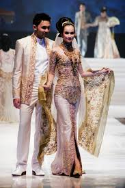 wedding dress nagita slavina kebaya for wedding avantie fashion