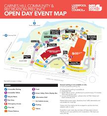 Sydney Entertainment Centre Floor Plan Carnes Hill Community U0026 Recreation Precinct Open Day Liverpool