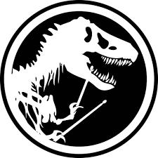 jeep logo sticker jurassic park decal ebay