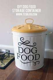 best 25 pet food container ideas on pinterest dog food