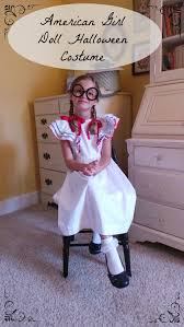 doll halloween costume american doll costume