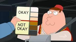 Peter Griffin Meme - racist peter griffin family guy blank template imgflip