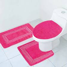 Pink And Black Bathroom Accessories by Pink Bathroom Accessories Design Decor Photo And Pink Bathroom