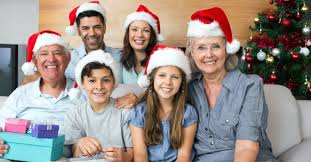 what should i do during the holidays if i my family dr