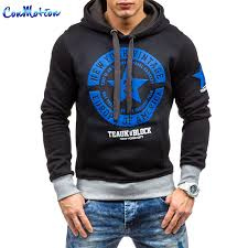 men u0027s sportswear new 2017 fashion hooded sweatshirts brand hoodies