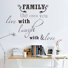 Online Get Cheap Modern Family Quotes Aliexpresscom Alibaba Group - Family room quotes