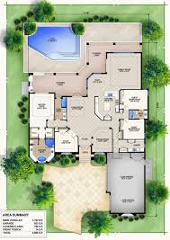 Mediterranean House Plans With Photos House Plan House Plan 78105 At Familyhomeplans Com Mediterranean
