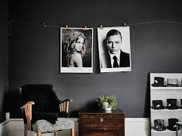 Scandinavian Interior Design Black U0026 White Scandinavian Interiors That Explore The Dark Side
