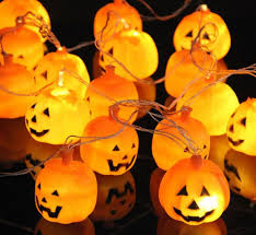 pumpkin lights 2018 250cm hanging pumpkin lantern string light 16 leds