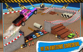 Old Ford Truck Games - 4x4 monster truck stunts 3d android apps on google play