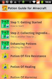 Minecraft Blindness Potion Potion Guide For Minecraft Android Apps On Google Play