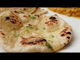cuisine indienne naan recette indienne les nans à la poêle