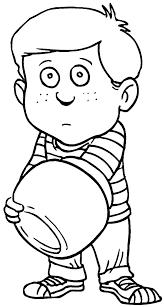 sad boy empty cooki jar coloring pages bulk color