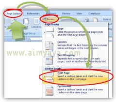 cara membuat nomor halaman yang berbeda di word 2013 cara memberi nomor halaman di ms word cara semua cara