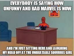 Head Desk Meme - spiderman computer desk meme imgflip