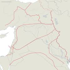 Modern Middle East Map by Could Different Borders Have Saved The Middle East The New York
