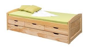 canape gigogne bois lit gigogne banquette en bois massif en vente con lit gigogne bois