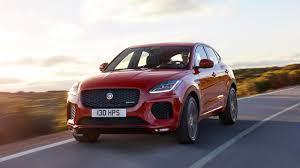 2018 jaguar e pace carspyshots