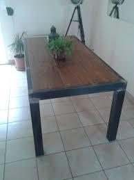 Table Salle A Manger Bois Clair indogate com salle a manger grande table