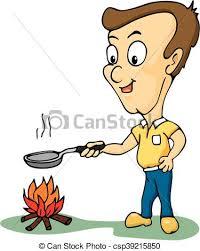 cuisine dessin animé cuisine dessin animé homme dessin animé sien cuisine