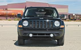 offroad jeep patriot 2013 jeep patriot latitude 4x4 first test truck trend