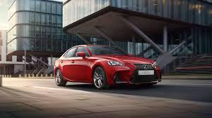 lexus is luxury sports sedan lexus ireland