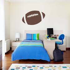 football wall decal sticker football wall decal