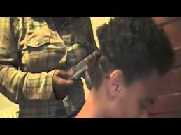 how long does your hair have to be for a comb over fade hairstyle how to twist or dread lock your hair youtube