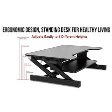 Sit Stand Adjustable Desk by Ergonomic Height Adjustable Standing Desk Sit Stand Desk Desk Top