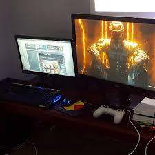 gaming setup ps4 bennyjames b3nny1996 csgo blackops3 blackops callofduty